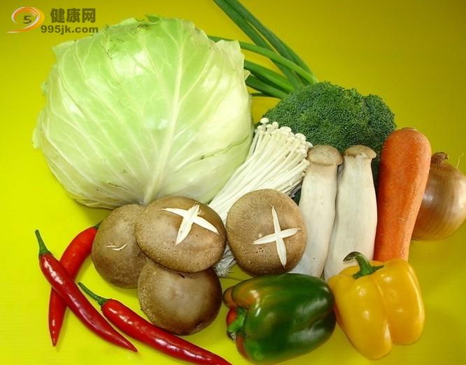 什么蔬菜可以预防癌症