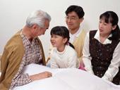 家庭和谐对老年人身体健康很重要