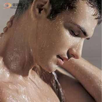 夏季男性洗澡需注意