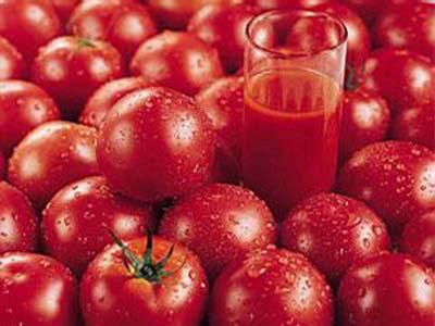 怎么用番茄美容?