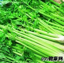 春季吃芹菜有助预防高血压