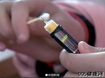 江苏11岁女孩患糖尿病无钱医治 自己注射药物3年