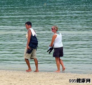 散步可以预防老年痴呆