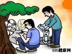 在高温环境下老年人应如何保养?