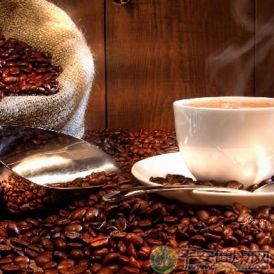 高血压患者不宜喝含咖啡因的饮料