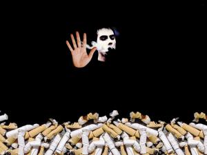 三手烟会致肺癌,烟瘾子的防癌饮食要谨记